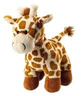 Stofftier Plüschtier Kuscheltier Giraffe - 1