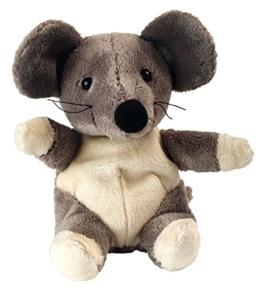 Stofftier Plüschtier Kuscheltier Maus BSCI zertifiziert - 1