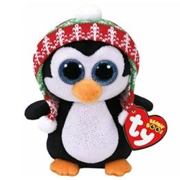 "TY 37239 ""Penelope - Pinguin"" Plüsch, 15 cm - 1"