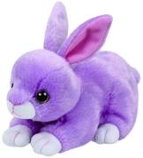 TY 41179 - Beanie Babies Dash - Hase, 15 cm, lila - 1