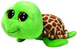 TY 7136109 - Zippy - Schildkröte, 15 cm, grün - 1