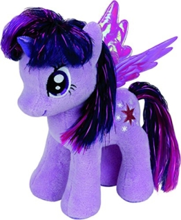 TY 90204 - My Little Pony - Schmusetier Twilight Sparkle, groß, 24 cm - 1