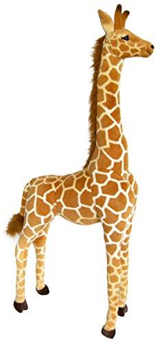 Wagner 7006 - Plüschtier Giraffe - stehend - 100 cm - 1