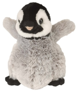 Wild Republic 10844 - Plüsch Pinguin, 17cm - 1