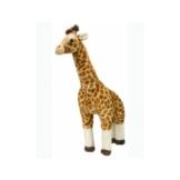 Wild Republic 12386 - Cuddlekins Giraffe stehend, groß, Plüschtier, 64 cm - 1