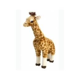 Wild Republic 12760 - Cuddlekins Giraffe stehend, Plüschtier, 43 cm - 1