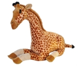 Wild Republic 20718 - Cuddlekins Jumbo Giraffe Plüschtier, 76 cm - 1