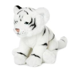 WWF Plüsch Kollektion WWF00796 - Plüschfigur weißer Tiger 23 cm, Plüschtiere - 1