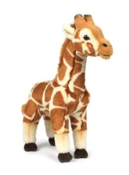WWF Plüsch Kollektion WWF14797 - Plüschfigur Giraffe 31 cm, Plüschtiere - 1