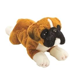 Yomiko 12050 - Suki Gifts Plüschtier Boxer Hund, 33 cm - 1