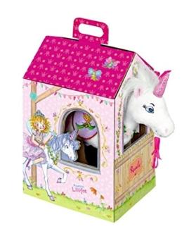 Einhorn Rosalie im Stall Prinzessin Lillifee - 1