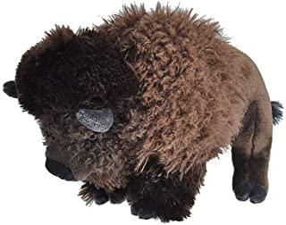 Büffel Plüschtiere Logo