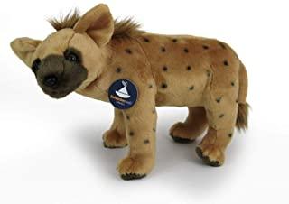 Hyäne Plüschtiere Logo