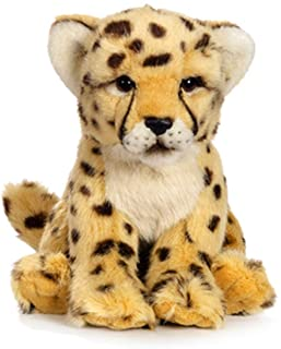 Leopard Plüschtiere Logo