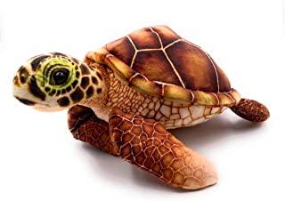 Meeresschildkröte Plüschtiere Logo