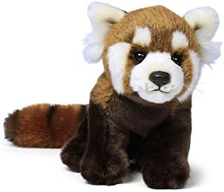 Roter Panda Plüschtiere Logo