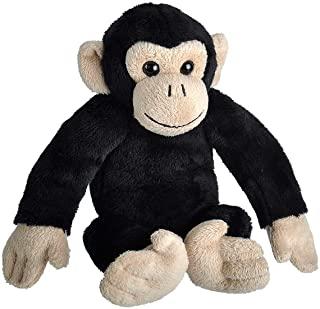 Schimpanse Plüschtiere Logo