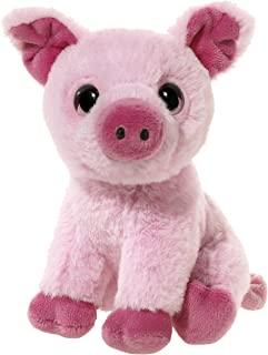 Schwein Plüschtiere Logo