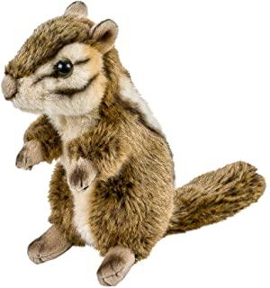 Streifenhörnchen Plüschtiere Logo