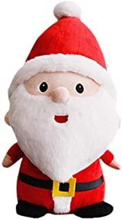 Weihnachtsmann Plüschtiere Logo
