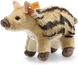 Wildschwein Plüschtiere Logo