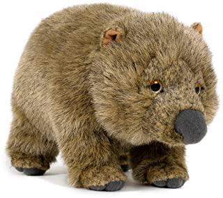Wombat Plüschtiere Logo