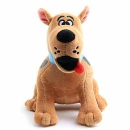 Auplew 18 CM Plüschtier Scooby-Doo Puppe Weiche süße Dogge Hundepuppen Kuscheltier Spielzeug Geschenk für Kinder Kinder - 1