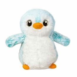 Aurora World Aurora, 73888, Pinguin, 15cm, Plüschtier, blau, Pompom Penguin Blue - 1