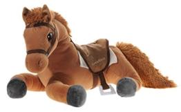 Bibi & Tina 637870 Plüschtier, Pferd, braun - 1
