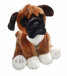 Carl Dick Boxer Hund aus Plüsch ca. 25cm 3344 - 1