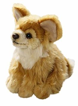 Carl Dick Chihuahua sitzend braun aus Plüsch ca. 17cm 2775001 - 1