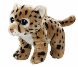 Carl Dick Gepard mit großen Augen aus Plüsch ca. 20cm 3086 - 1