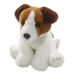 Carl Dick Jack Russel Terrier Floppy aus Plüsch ca. 20cm 3348 - 1