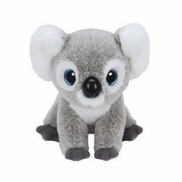 Carletto Ty 42128 Kookoo Koala Plüschtier, Grau - 1