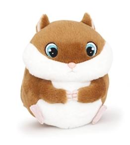 Club Petz Funny Bam Bam, der verrückte Hamster Funktionsplüsch, Kuscheltier - 1