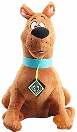 DINEGG Plüschtier 55cm Scooby DOO Hund Plüsch Spielzeug Amerika Movie Puppe Weiche Gefüllte Tier Niedliche Cartoon Puppe Für Kinder Kind Geschenke Room Decoration YMMSTORY - 1