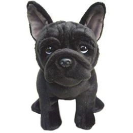 Faithful Friends Französische Bulldogge - Weiches Plüschtier Hund - 1