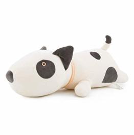 FEJK Nette Corgi Shiba Inu Bullterrier Plüschtier Kissen Pp Baumwolle Super Weiche Tier Puppe Kinder Urlaub Geschenk Wohnkultur 55 cm - 1