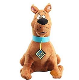 FGBV Plüschtier 55 cm Scooby DOO Hund Plüsch Spielzeug Amerika Movie Puppe weiche gefüllte niedliche Cartoon-Puppe für Kinder Kind Geschenke Room Decoration Manmiao - 1