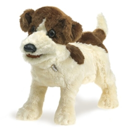 Folkmanis Puppets 2848 - Jack Russell Terrier - 1
