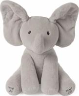 GUND Animated Flappy der Elefant, Plüschtier, grau, 30,5 cm - 1