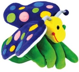 HAPE Beleduc 40280 Handpuppe Schmetterling Spiel - 1