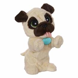 Hasbro FurReal Friends B0449EU6- JJ, mein hopsender Mops, elektronisches Haustier - 1
