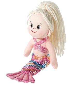 Heunec 473973 Poupetta Kleine Meerjungfrau blond - 1