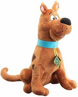 HINTER Dogge Scooby Doo, Plüschtier, Geschenk für Kinder, 35 cm - 1