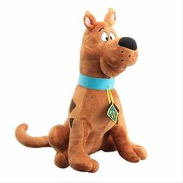 imahou Plüschtiere Weiche Süße Deutsche Dogge Scooby DOO Hund Süße Puppen Kuscheltier Plüschtier Neu (35cm) - 1