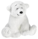 Kleiner Eisbär 635678 sitzend Plüschtier, klein - 1