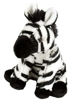 Lashuma Cuddlekins Plüschtier Baby Zebra, Kuscheltier 20 cm - 1