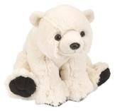 Lashuma Cuddlekins Plüschtier Eisbär, Kuscheltier Polarbär 20 cm - 1