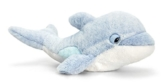 Lashuma Plüschtier Delfin, Kuscheltier Fisch aus Plüsch, Stofftier Keel Toys 35 cm - 1